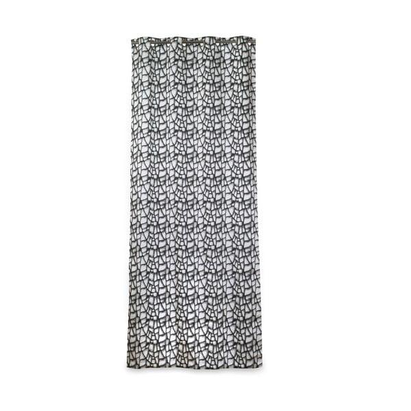 Záves Gira Noir, 135x270 cm