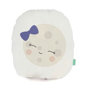 Vankúšik z čistej bavlny Happynois Dreamer, 40×30 cm