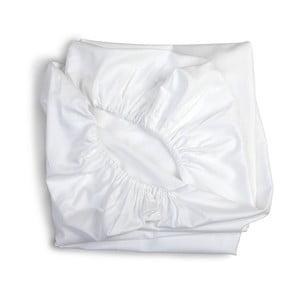 Detská elastická bavlnená plachta, 120×60 cm