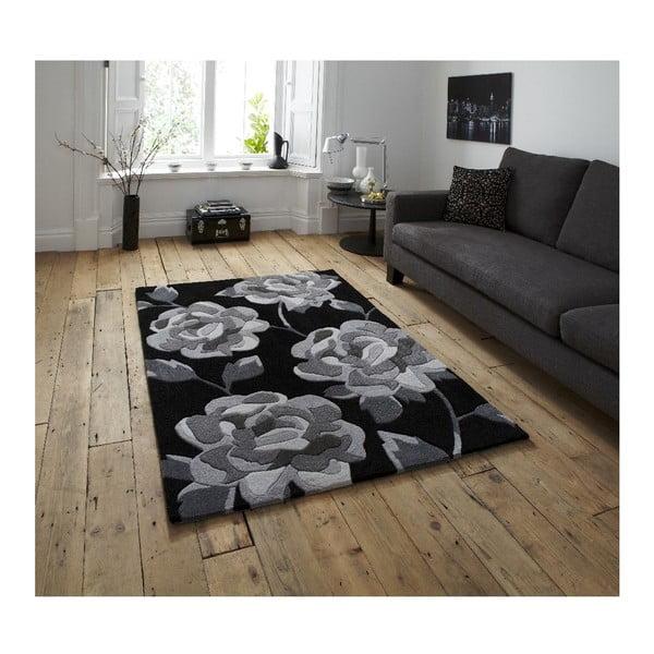 Koberec Hongkong Grey, 120x170 cm