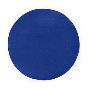 Modrý koberec Hanse Home, ⌀ 200 cm