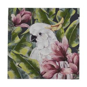 Nástenný obraz na plátne Geese Modern Style Cockatoo Cubico, 100 × 100 cm