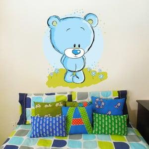 Dekoratívna samolepka na stenu Cute Bear