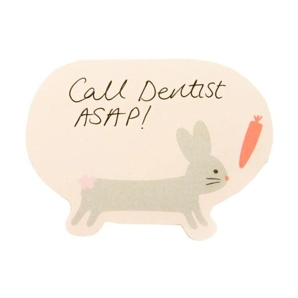 Lepiace papieriky Busy B Bunny