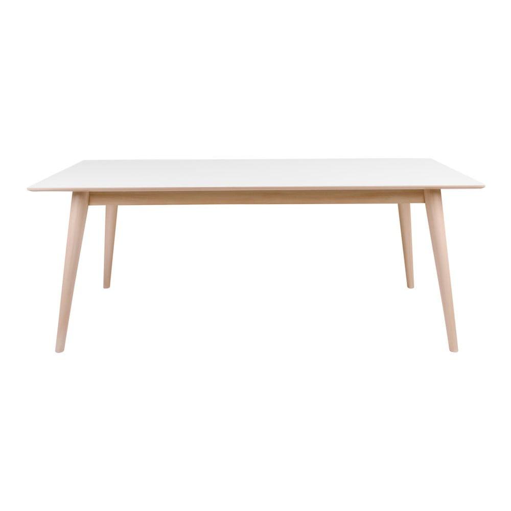 Rozkladací jedálenský stôl House Nordic Copenhagen, 195 cm