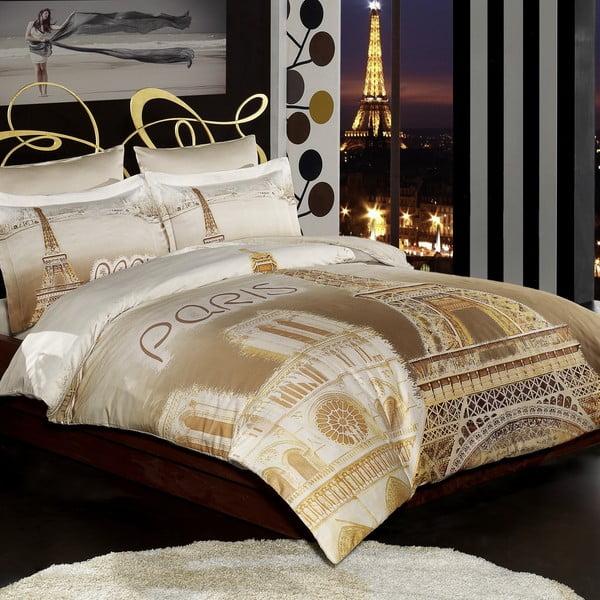 Obliečky s plachtou Eiffel Paris, 200x220cm