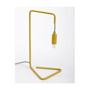 Žltá stolová lampa ComingB Bureau Lampe