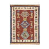 Ručne tkaný koberec Kilim Classic AK06 Mix, 75x125 cm