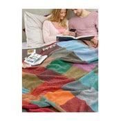Bavlnená deka Biederlack Colour - Woven, 200 x 150 cm