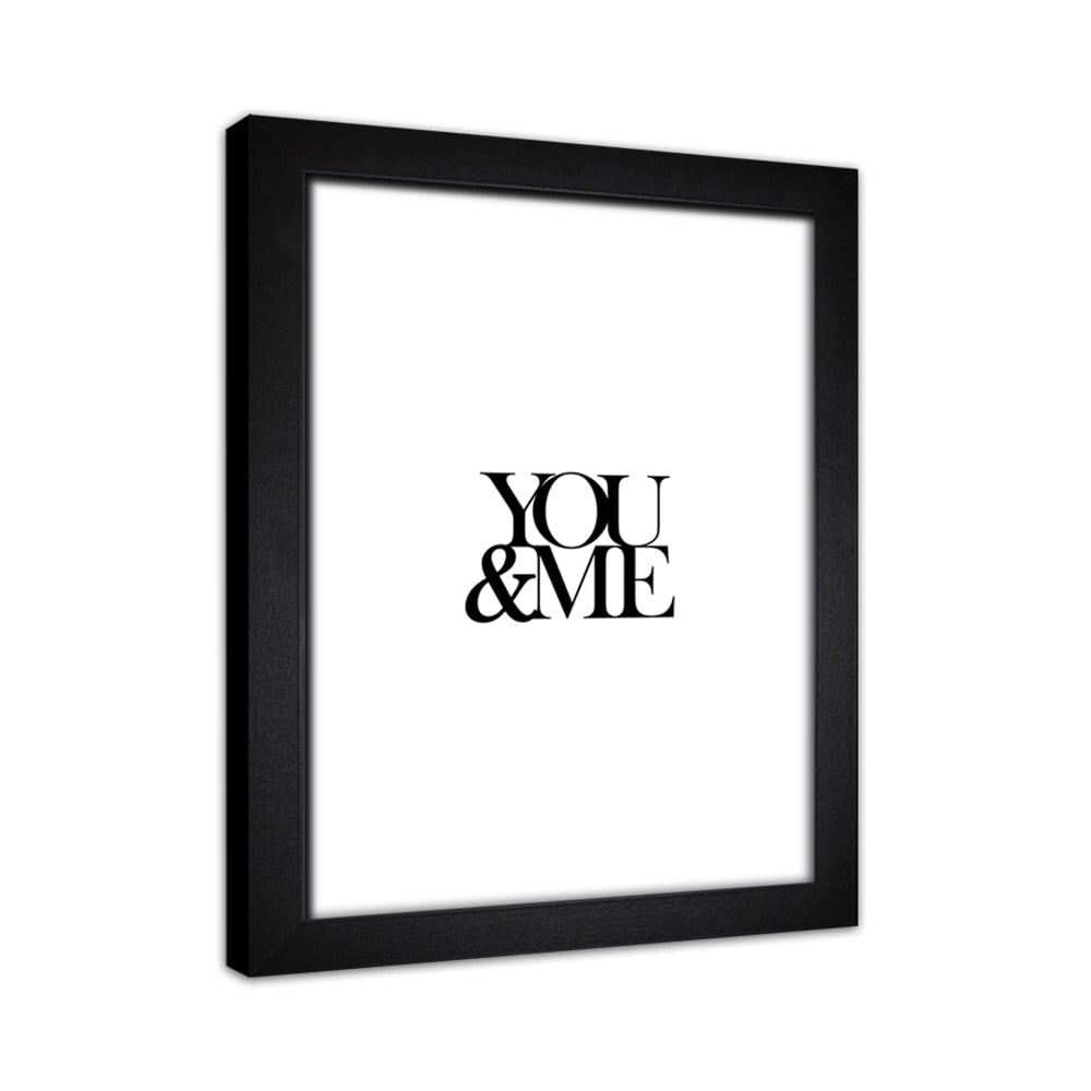 Obraz Styler Modernpik You & Me, 30 × 40 cm