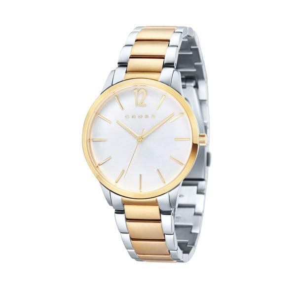 Pánske hodinky Cross Franklin Medium Silver White, 39.5 mm