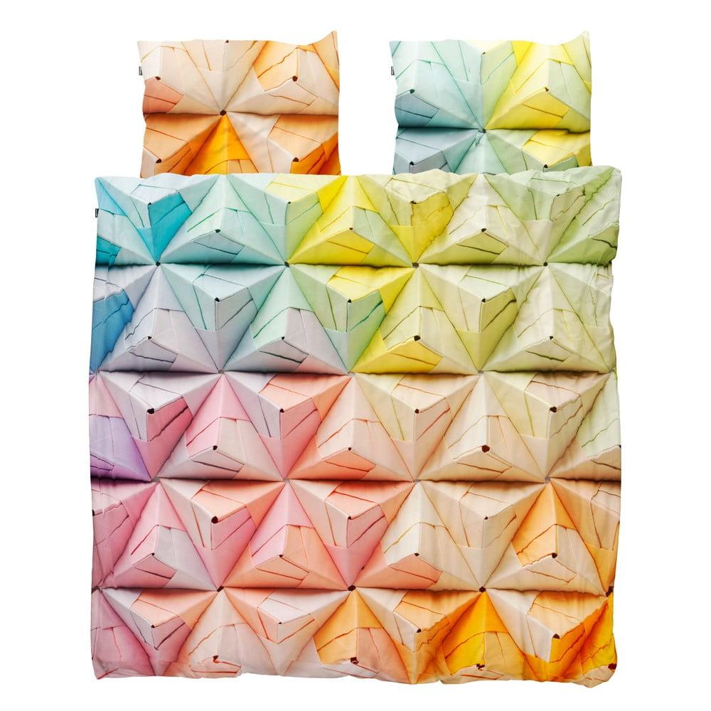 Obliečky Snurk Geogami, 200 x 200 cm