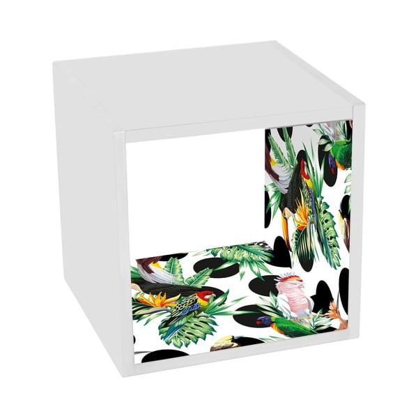 Odkládací stolík Dotted Jungle