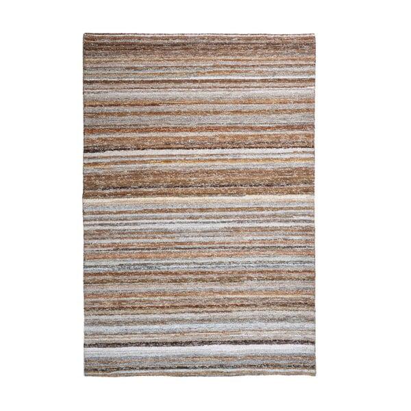 Vlnený koberec Deniza Beige, 160x230 cm