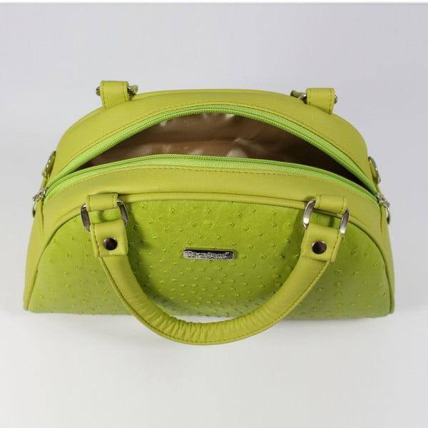 Kabelka Dara bags Art Deco Bell Lime