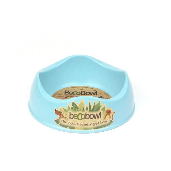 Miska pre psíkov/mačky Beco Bowl 17 cm, modrá