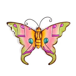 Nástenná dekorácia Colorful Butterfly