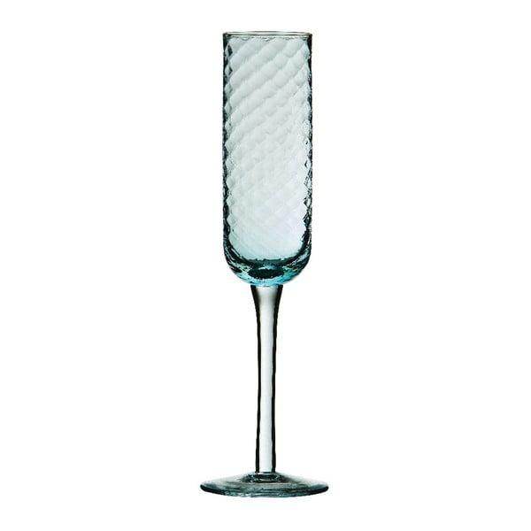 Set 4 pohárov na šampanské Arctic