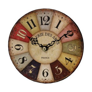 Stolové hodiny Antic Line