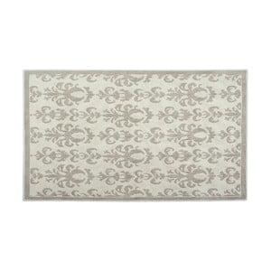 Bavlnený koberec Baroco 80x150 cm, krémový