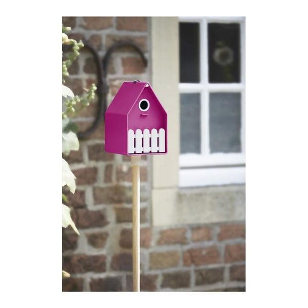 Vtáčia búdka Landhaus Bird Pink