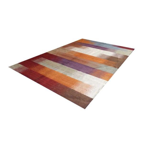 Vlnený koberec Kilim No.180, 120x180cm