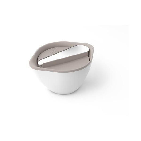 MB LIB Grey/White na šaláty a polievky