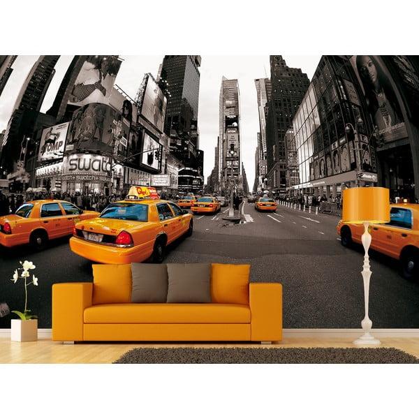 Veľkoformátová tapeta NY Taxi, 315x232 cm