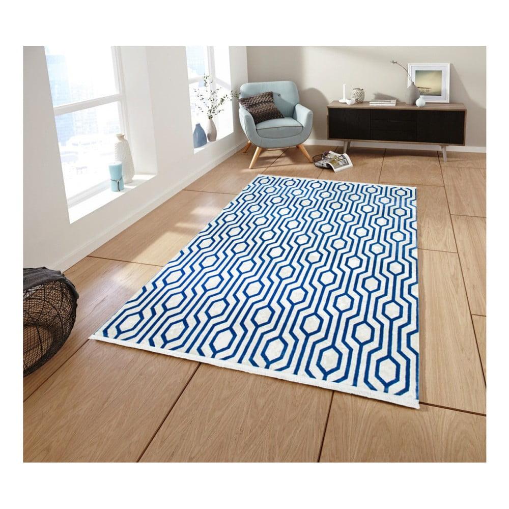Koberec Artisso Azul, 80 x 150 cm