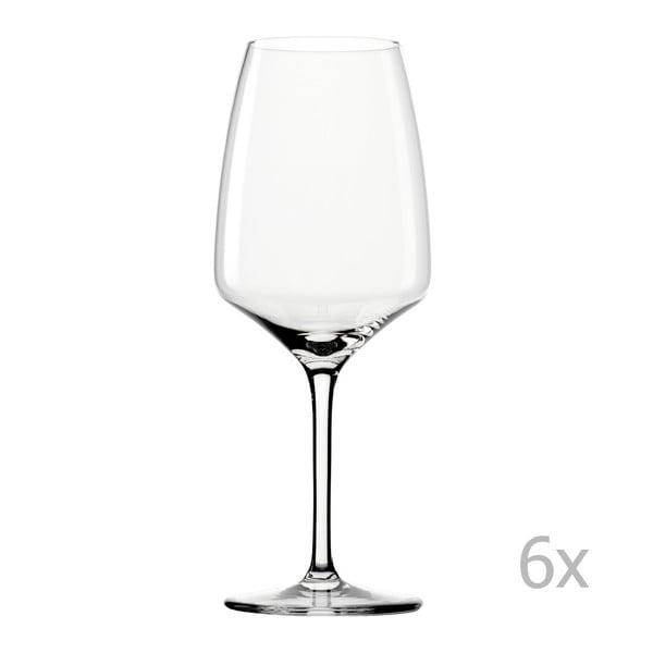 Set 6 pohárov Experience Bordeaux, 645ml
