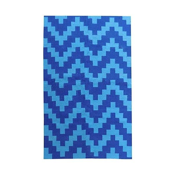Ručne tkaný koberec Kilim Modern 38, 100x160 cm