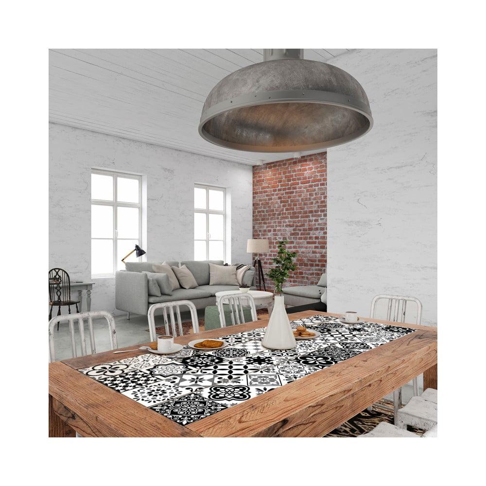 Sada 30 samolepiek na nábytok Ambiance Tiles Stickers For Furniture Sandrotino, 20 × 20 cm