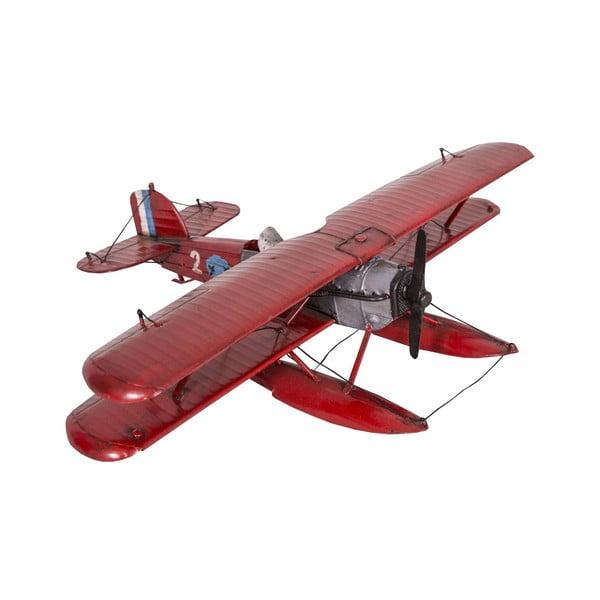 Dekoratívny predmet Red Seaplane