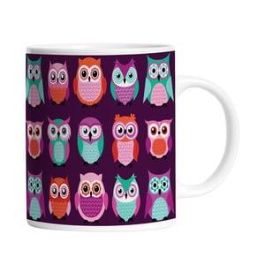Keramický hrnček Owl Friends, 330 ml