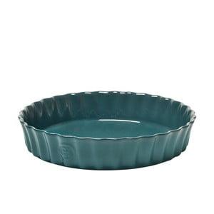 Modrá koláčová forma Emile Henry Flan