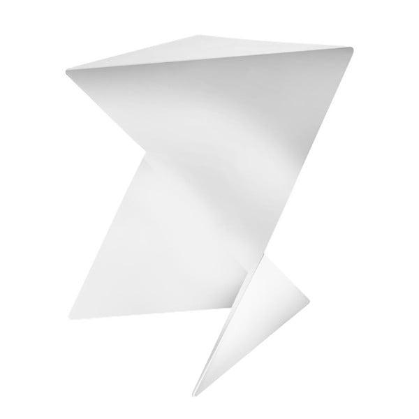 Stolík Globus White