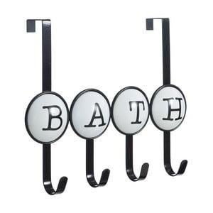 Vešiak Cosas de Casa Bath so štyrmi háčikmi