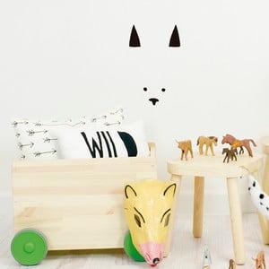 Dekoratívna samolepka na stenu Fox