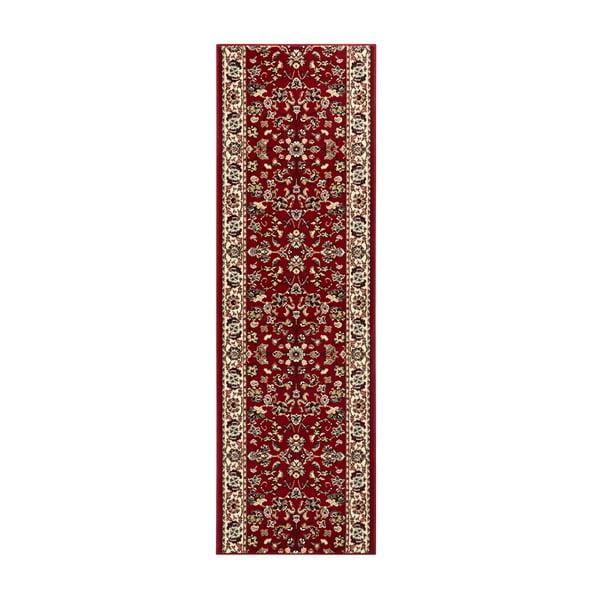Koberec Basic Vintage, 80x200 cm, červený
