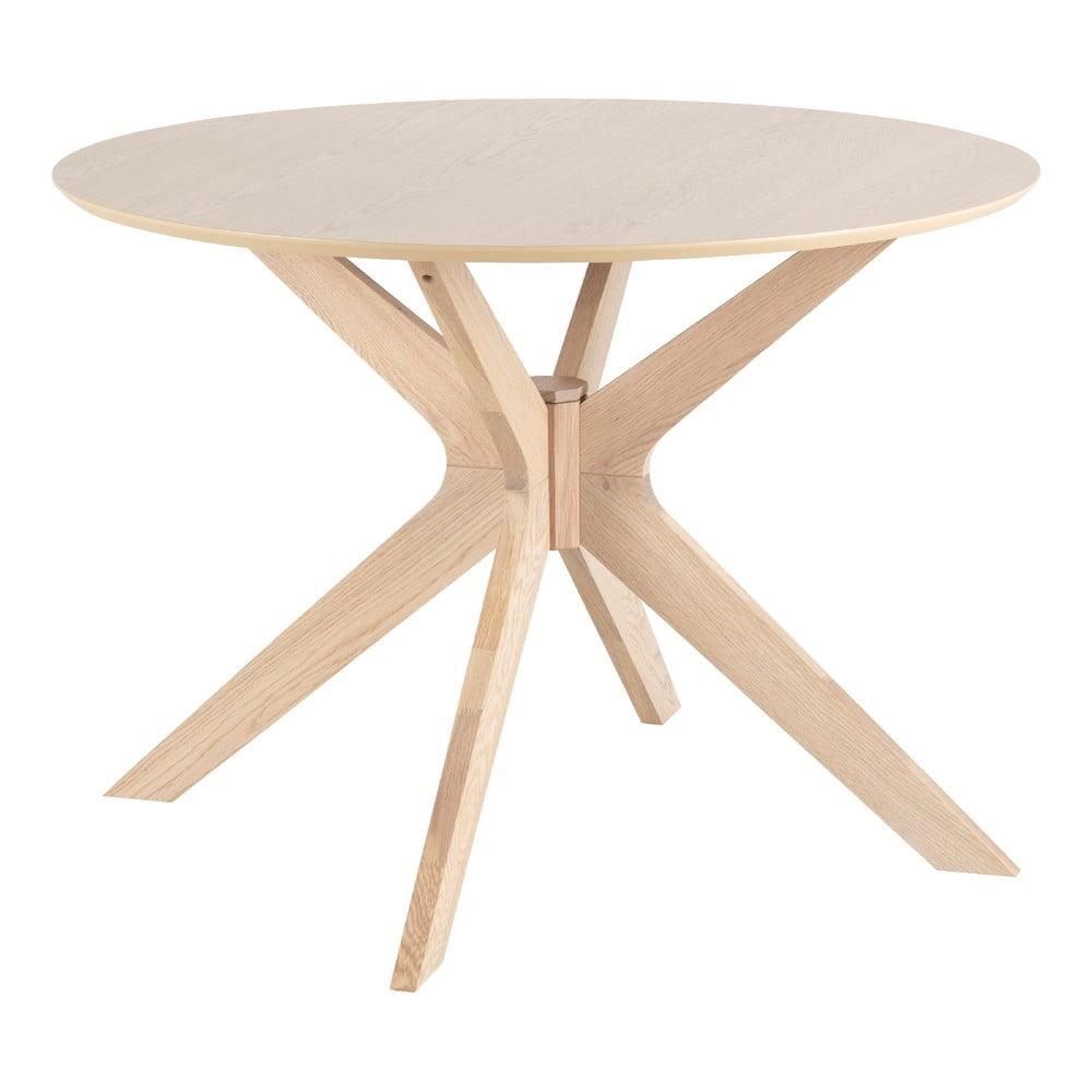 Jedálenský stôl Actona Duncan, ø 105 cm