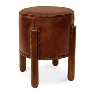 Stolička s koženým poťahom Moycor Ronda
