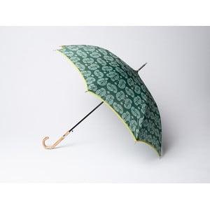 Dáždnik Cashmere, zelený
