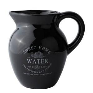 Džbán na vodu Sweet Home 2 l, čierny