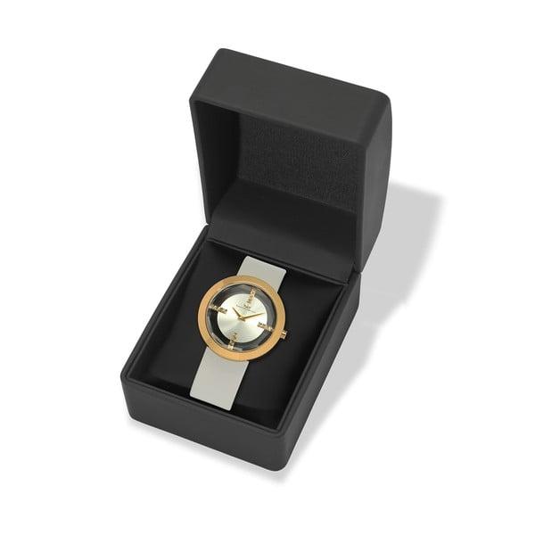 Dámske hodinky Rhodenwald&Söhne Lucrezia Ivory/Gold