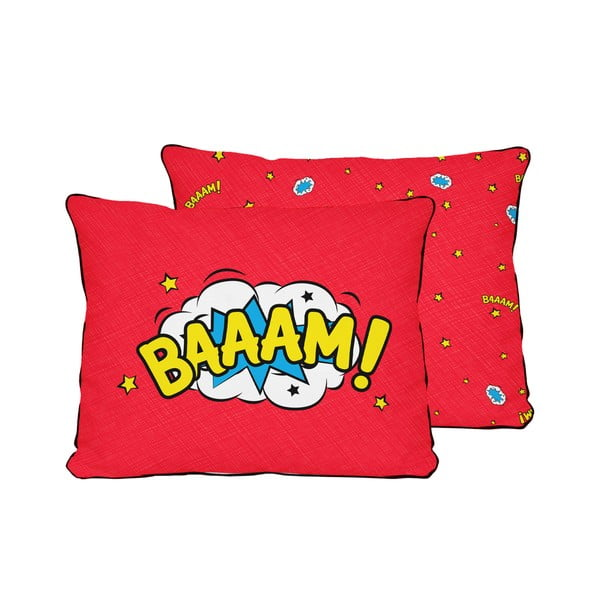 Vankúš Pillow Baaam, 50x35 cm
