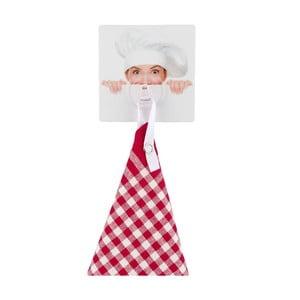 Samodržiaci vešiak Static-Loc Chef, až 8 kg