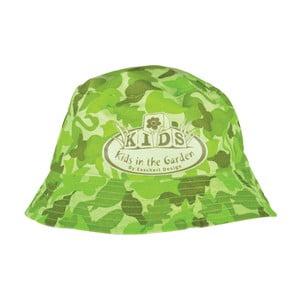 Zelený detský klobúk Esschert Design Garden
