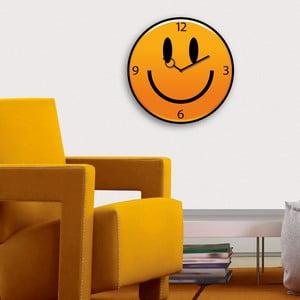 Hodiny Just Smile, 30 cm