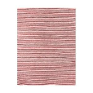 Vlnený koberec Casa Red/White, 160x230 cm