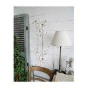 Biely nástenný háčik Orchidea Milano Vintage